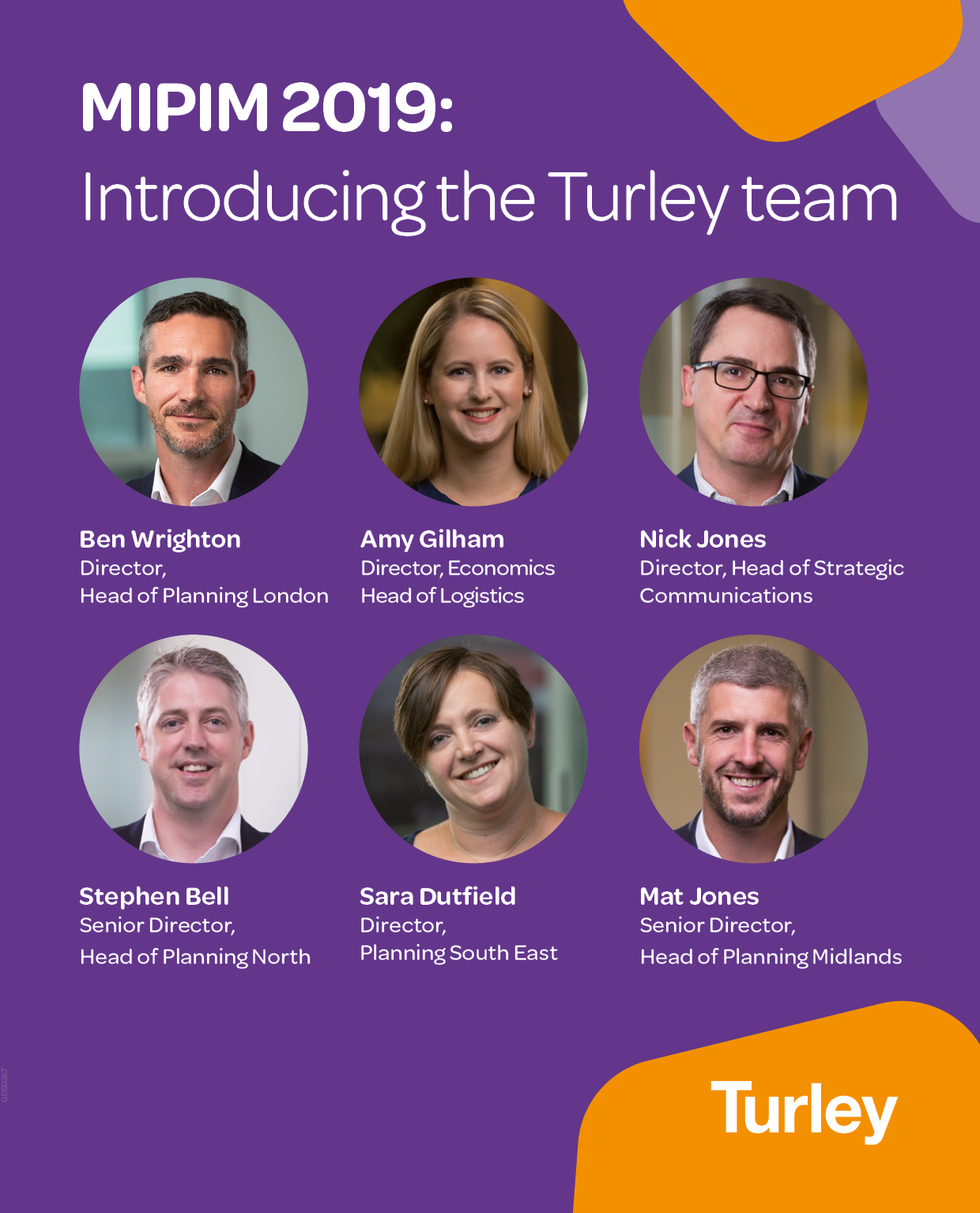 MIPIM 2019 - Meet the Turley team