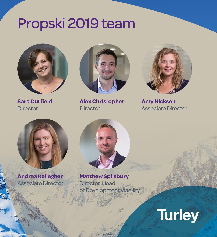 Propski 2019 team