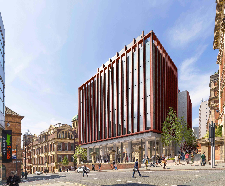 IDE new build hotel